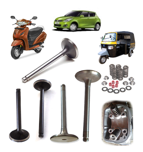 Jay Khodiyar Auto Industries - JK Auto Industries Engine Valve ...
