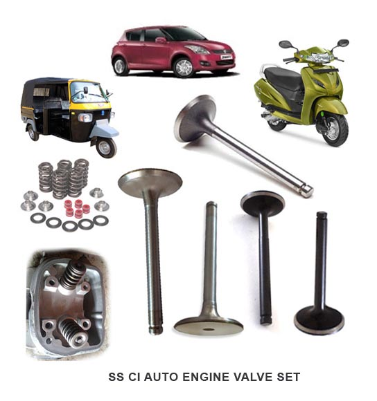 JK Auto Industries, Engine Valve Manufacturer, Engine Valve ...
